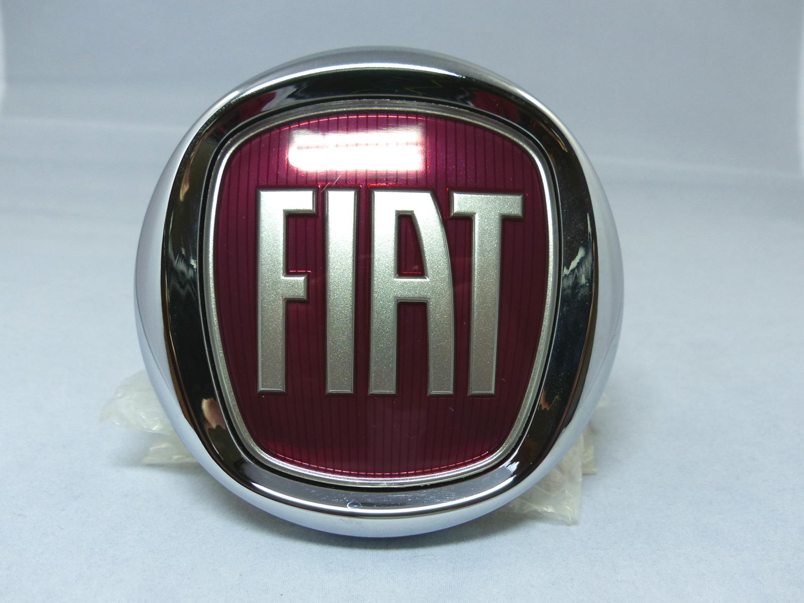 Fiat Bravo Punto Evo Emblem Logo HECK elektrischem Schalter Taster Heckklappe
