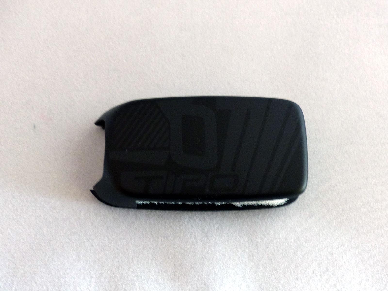 1x Schlüsselschale Schlüsselcover Fiat TIPO neues Modell Schriftzug schwarz matt