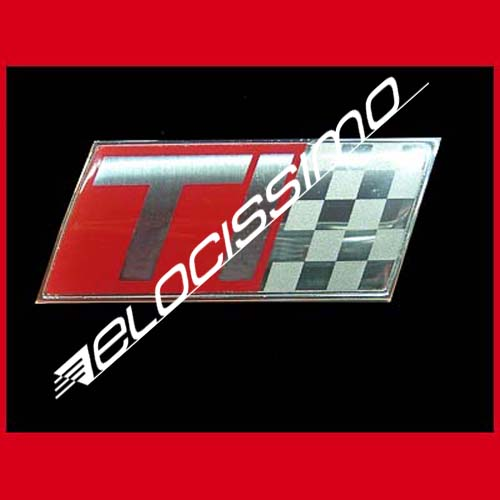Alfa Romeo Badge Emblem Logo Ti groß 147 156 937 932 Flagge
