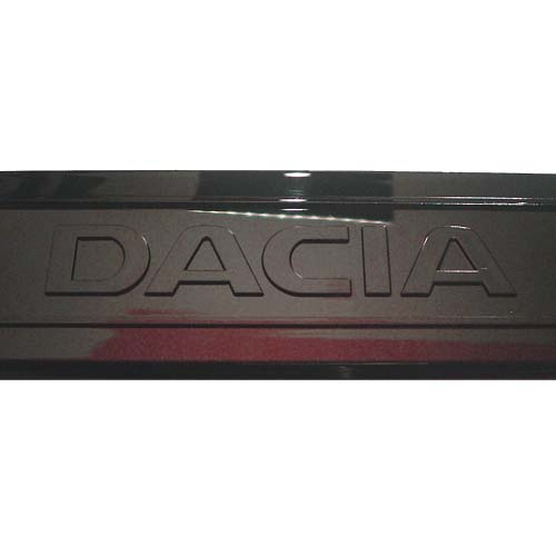 Dacia Duster Sandero Dokker Einstiegsleisten schwarz original Klavierlackoptik
