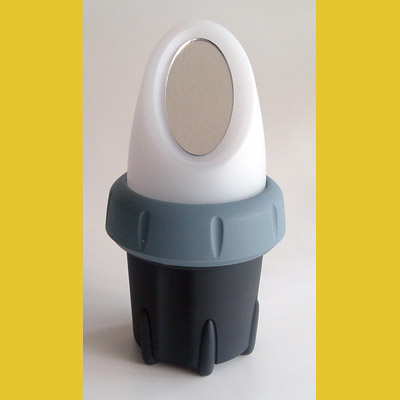 Twingo 2 Makeup Schminkspiegel Beautycase BOX blau NEU