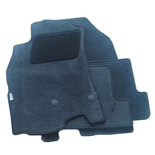 Renault Megane III Fußmatten Teppich Set original Paßform schwarz 4 teilig