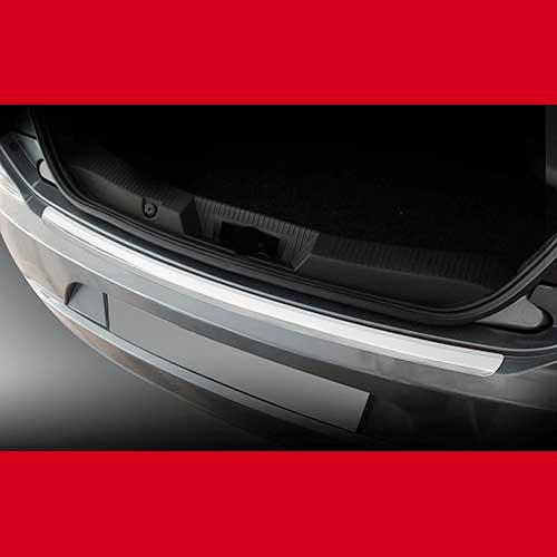 Alfa Romeo Mito Ladekantenschutz Zierleiste Leiste silber Mattglanz NEU